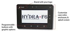 InHand is a leading industry of power-optimized handheld and rugged device designs. InHand's customized tablet is delivered from prototype to production at a lower cost, on a faster schedule and with minimal risk.