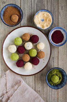 Μπαλίτσες Ενέργειας με Yπερτροφές - The Healthy Cook Breakfast, Food, Morning Coffee, Essen, Meals, Yemek, Eten