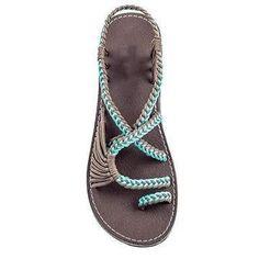 3dcfdba607c1 Bohemia Bandage Slip on Women Flip Flops Sandals – pearlyo