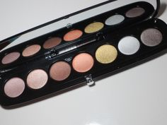Marc Jacobs The Starlet EyeShadow Palette-pics, swatches and review! from Prime Beauty Blog