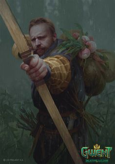 Pavko Gale - Gwent Card Game