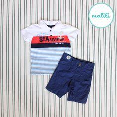 Conjunto Sea Adventure (Código 4014738) R$ 94,90