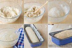 Pan de espelta y soja paso a paso