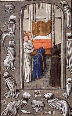 Libro d'Ore (1500-1510), Koninklijke Bibliotheek, L'Aia
