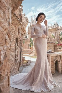 Wedding Dresses 2020 Off Shoulder Long Sleeves Lace Appliques Bridal Gowns - Wedding Dresses 2020 Off Shoulder Long Sleeves Lace Appliques Bridal Gowns Wedding Dresses 2020 Off Shoulder Long Sleeves Lace Appliques Bridal Gowns - Blue Wedding Dresses, Bridal Dresses, Wedding Gowns, Wedding Bride, Wedding Ideas, Low Cut Dresses, Gowns For Girls, Different Dresses, Chiffon Dress