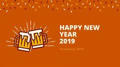 happy new year 2019 hd wallpapers 3d for desktop happy new year 2019