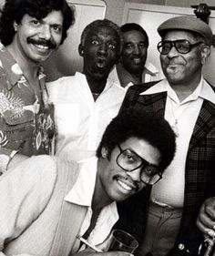 Chick Corea, Art Blakey, Ray Brown, Dizzy Gillespie, Herbie Hancock