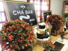 Inspiração de Decoração Chá Bar