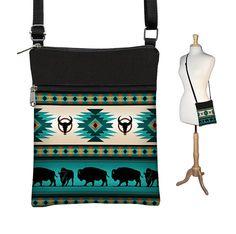 SALE Small Cross Body Bag Shoulder Bag Purse by janinekingdesigns