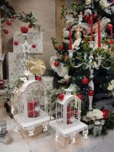 Decorazioni creative natalizie