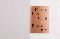 Exhibition ›Meeting Point‹ on Behance