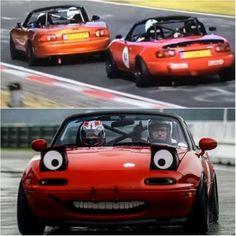 VIDEO:  @gijskrul x @age_ter_veen #nurburgring #nordschleife #TopMiata…