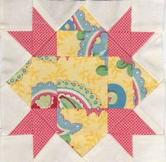 Morning - Farmer's wife quilt sampler