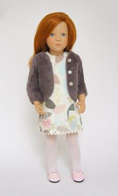 Sylvia Natterer's dolls by Petitcollin are here!