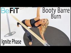 Tracey Mallett: Booty Barre Burn Muscle Activation Workout- Ignite Phase