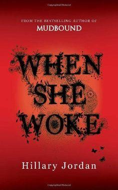 book cover of   When She Woke