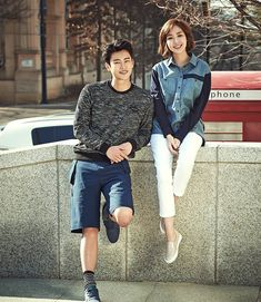ISENBERG S/S 2015 Ad Campaign Feat. Park Min Young & Seo In Gook | Couch Kimchi