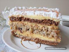 Mamina rođendanska torta, njoj jedna od omiljenih.