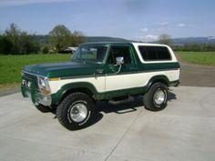 DREAM CAR..... 1979 Ford Bronco XLT Ranger.
