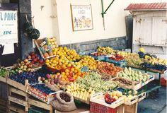 #Marktstand in #Süditalien #markt #reise #urlaub #fernweh #obst #vamosreisen