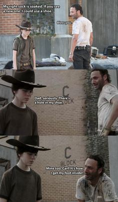 This The Walking Dead meme never gets old.