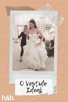 Randy relembra o dia em que a atriz do teatro e do cinema, conhecida pelo seu trabalho na Broadway, foi escolher um traje para o seu casamento na Kleinfeld. Será que ela gostou de seu vestido de noiva? Clique no link para ver! 👰🏽💐🤍 #OVestidoIdeal #SayYesToTheDress #Casamento #VestidoDeNoiva #Noiva Sutton Foster, Formal Dresses, Wedding Dresses, Wedding Styles, Discovery, One Shoulder Wedding Dress, Broadway, Cinema, Bouquet