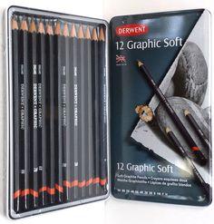 Derwent Graphic Soft 12