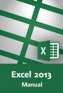 Blog de palma2mex : Manual Excel 2013 en Español
