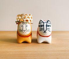 リサ・ラーソンの猫張り子 マイキー Simplistic Tattoos, Small Sculptures, Miniature Figurines, Cat Doll, Wooden Art, Diy Clay, Pretty Art, Wood Sculpture, Clay Projects