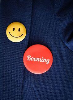 BOOMING