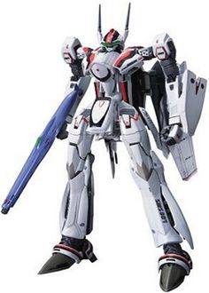 Alto 39's custom VF-25F Messiah Valkyrie makes its debut with this exceptionally detailed snap-fit plastic model kit!