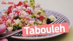 Máte chuť na ľahký ale zároveň sýty obed? Vyskúšajte rýchly kuskusový šalát | Tivi.sk
