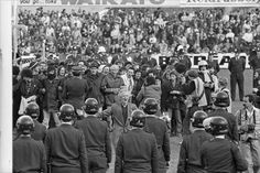 1981 anti Springbok tour protest South African Rugby, Days In July, Kiwiana, Vietnam War, Troops, Peace And Love, New Zealand, Coast, Police