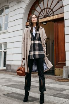 #streetstyle #outfit #classy #edgy #gestuz #bymalenebirger