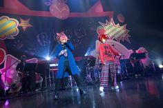 莉犬ワンマンツアー「すたーとらいふっ!」大阪公演の様子。左からさとみ、莉犬。(写真提供:すとぷり) [画像ギャラリー 16/17] - 音楽ナタリー Anime Art, Strawberry, Prince, Strawberry Fruit, Strawberries, Art Of Animation, Strawberry Plant