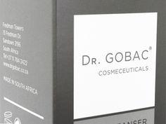 DR GOBAC on Packaging Design Served