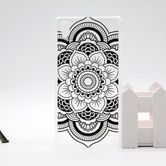 For Sony Xperia M4 Aqua Case Black Hollow Out Texture Coloured Drawing Cover For Sony M4 Aqua Dual E2303 E2333 Phone Cases