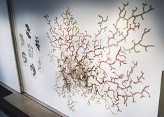 May Babcock is an artist working in papermaking, printmaking, and installation. Ikebana, Public Art, Artist At Work, Installation Art, May, Printmaking, Paper Art, Flow, Sculpture