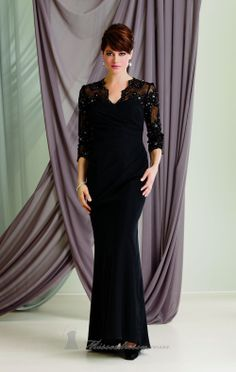 Jordan 6019 Vestido - MissesDressy.com