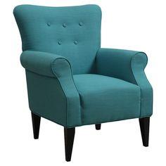 Martha Stewart Collection Living Room Chair, Club Striped Arm ...