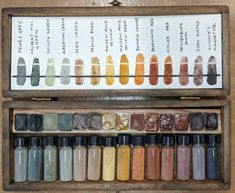 Design Museum, Tinta Natural, Natural Dye Fabric, Homemade Paint, Earth Pigments, How To Make Paint, Nature Paintings, How To Dye Fabric, Art Plastique