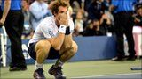 Andy Murray: Cheer up kid. Ypou earn millions a year by not being the best at what you do. That's great work if you can get it.