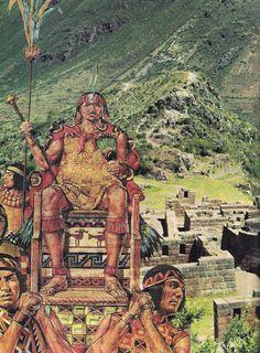 Los privilegios del Inca ~ Aprenda historia de la humanidad