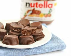 We listed our favorite dessert recipes made from Nutella. Dig in!