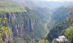 """""""وادي قنوبين"""" المقدس الواقع في شمالي لبنان مزار للتنسك والصلاة في طبيعة خلابة: وادي قاديشا من أجمل وأروع ما قد يراه إنسان. إنه نموذج من…"""