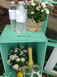 Vintage Bridal Shower Planning Ideas Supplies Idea Cake Decorations