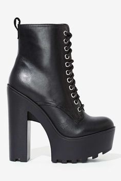 Steve Madden Globaal Leather Boot