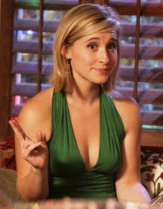 """Apple Cove"" (WP 2011) star Allison Mack on WB's ""Smallville."""