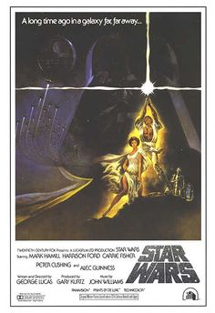 The painted artwork for STAR WARS--one of many--features a mainstay of fantasy artwork from the likes of Frank Frazetta and Boris Vallejo. Description from coolasscinema.com. I searched for this on bing.com/images