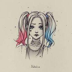 Harley Quinn by natalico on DeviantArt